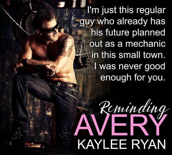 Image result for reminding avery kaylee ryan