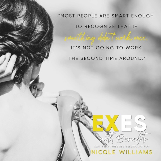 Image result for exes with benefits nicole williams